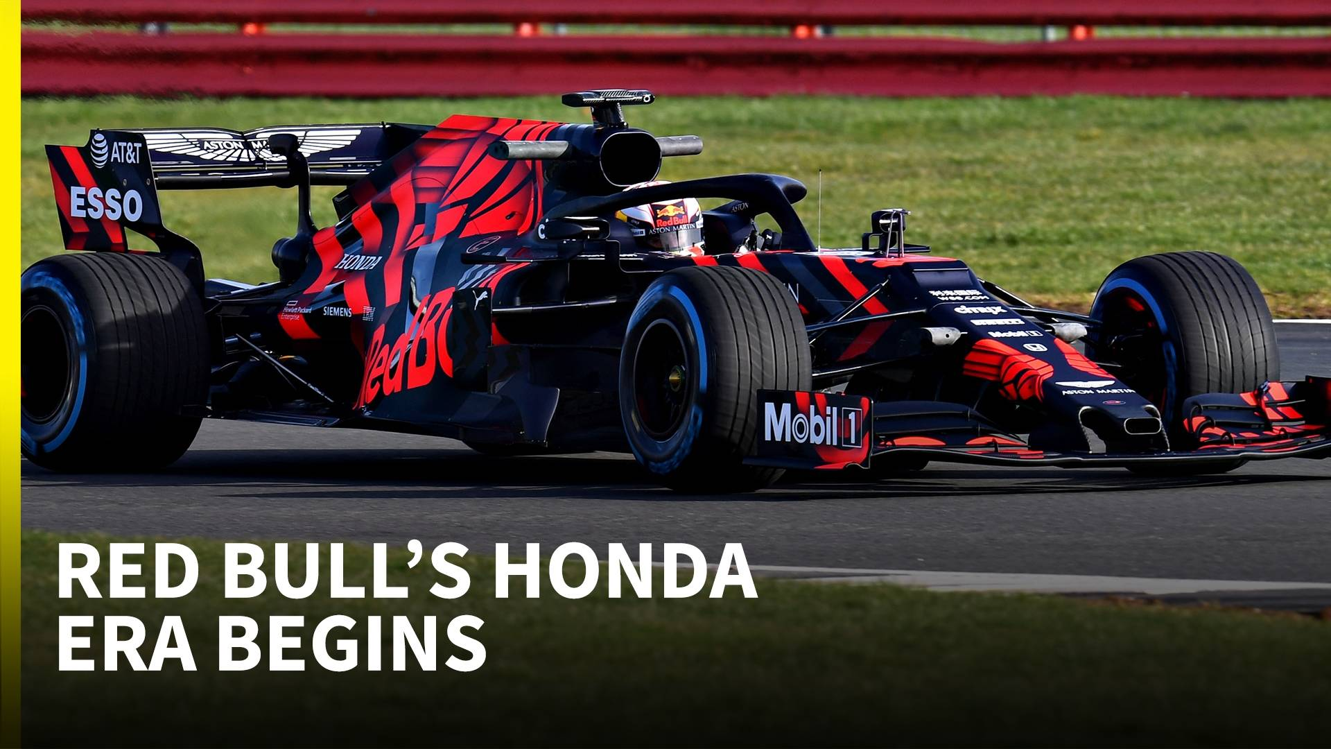 Video Red Bull Cuts Honda No Slack With Rb15 2019 Formula 1 Car F1 Autosport
