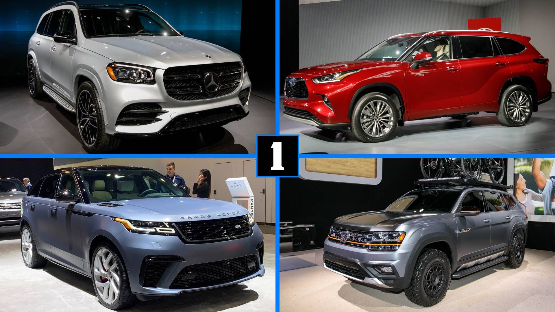 Ny Car Show >> These New York Auto Show Debuts Are Better Than A Nyc Apartment