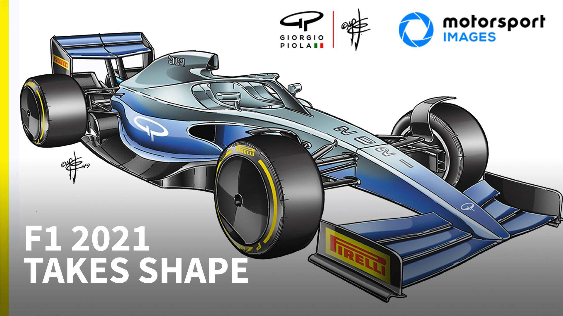 First look at F1's latest details for 2021