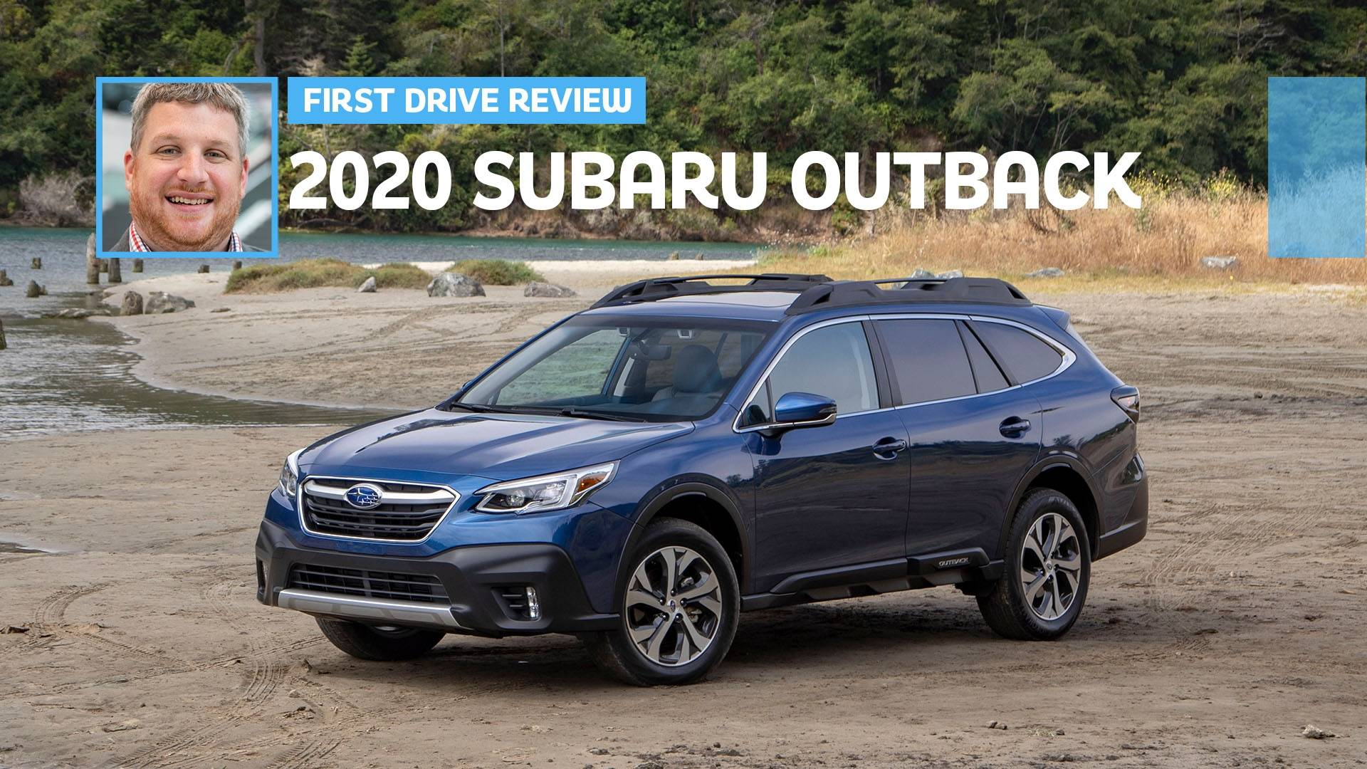 2020 Subaru Outback First Drive The Definition Of Family Friendly