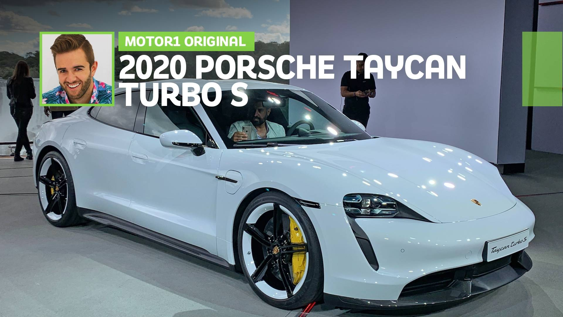 2020 Porsche Taycan Debuts As An All Electric Super Sedan