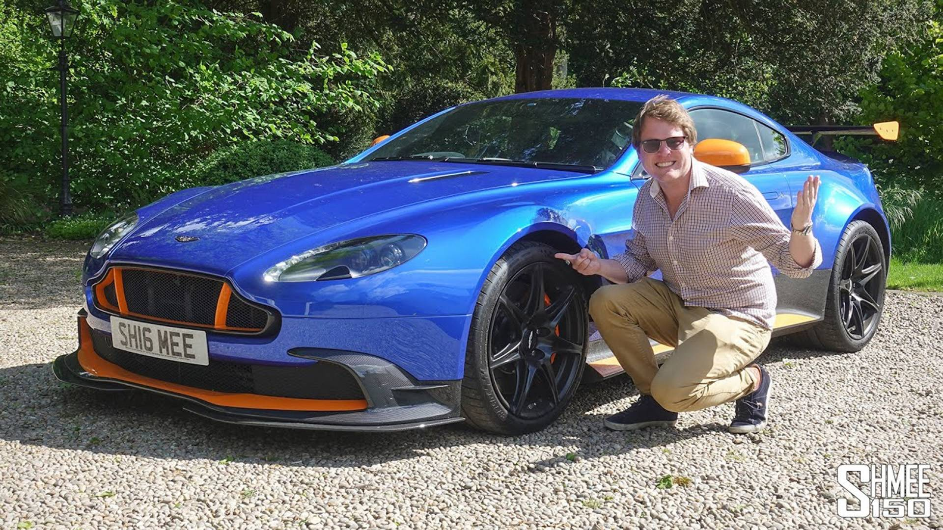 This Is How Much My Aston Martin Vantage Gt8 Costs To Own Fuel For Thought Motorsport Tv