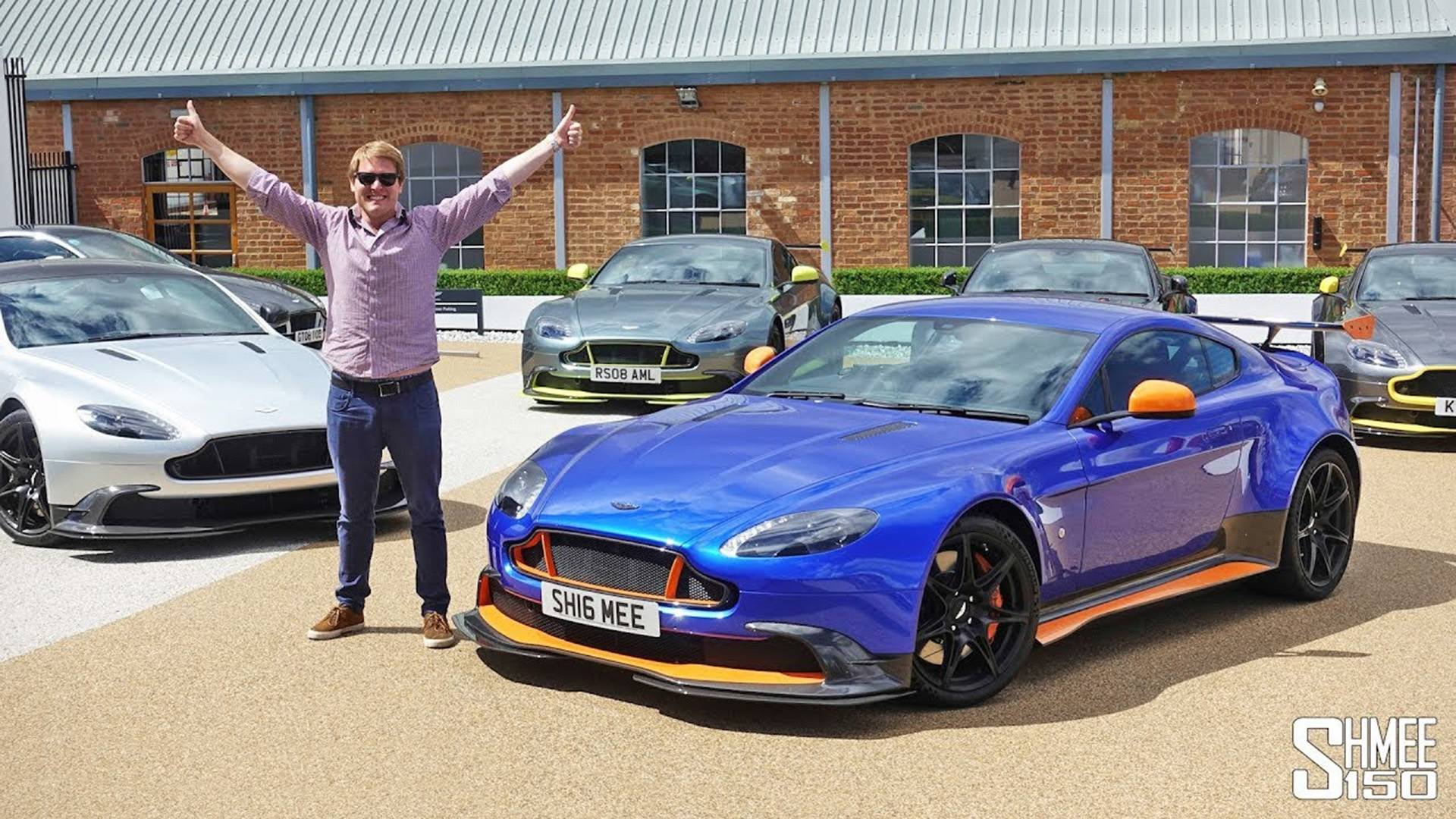 Here S Why I Won T Sell My Aston Martin Vantage Gt8 The Shmeemobiles Motorsport Tv