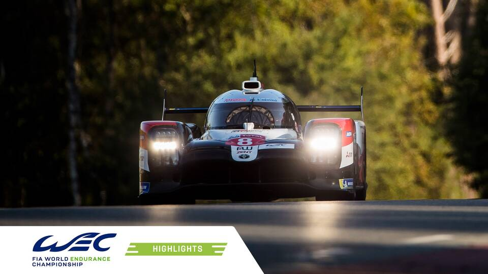 WEC Highlights: 24 Hours of Le Mans